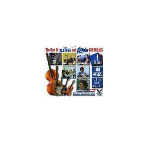 Best of king & starday bluegrass / różni wykonawcy (box) marki Gusto