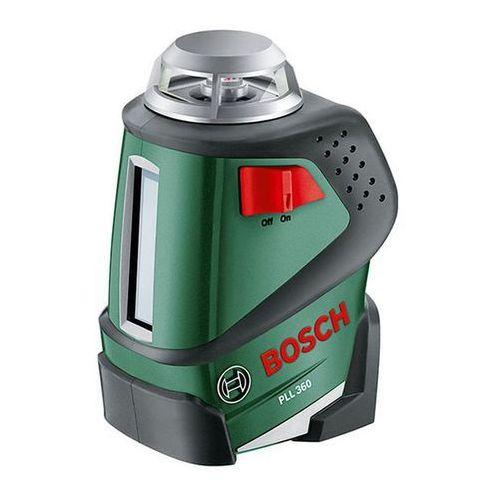 Bosch pll 360 + statyw tt 150 + statyw mm 2 (0603663006) - produkt w magazynie - szybka wysyłka!