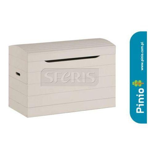 Skrzynia Pinio toy box biały bez napisu - 700-100-010