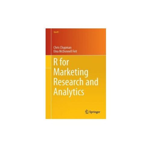 R for Marketing Research and Analytics (454 str.)