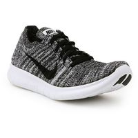 Nike Buty do biegania free rn flyknit (gs) 834362-100