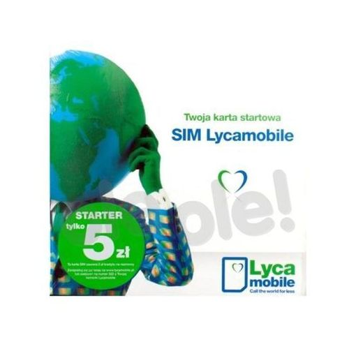 lycamobile 5 marki Lycamobile