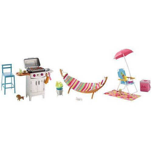 Mattel Barbie akcesoria wypoczynkowe ast. (0887961392111)