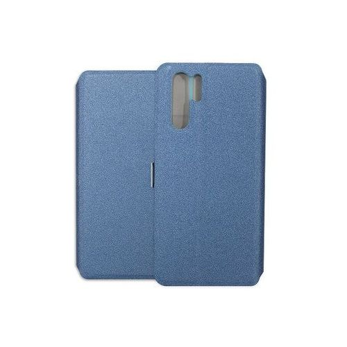 Etuo wallet book Huawei p30 pro - etui na telefon wallet book - granatowy