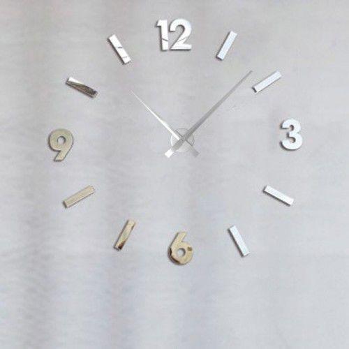 """Zegar ścienny """"zrób to sam"""" #04s3 /355mm marki Atrix"""
