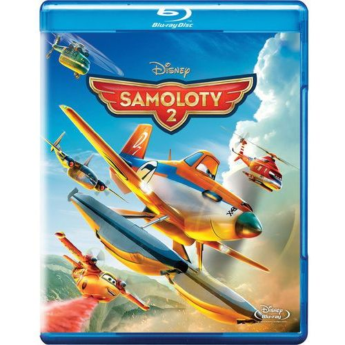 Samoloty 2 (Blu-ray), kup u jednego z partnerów