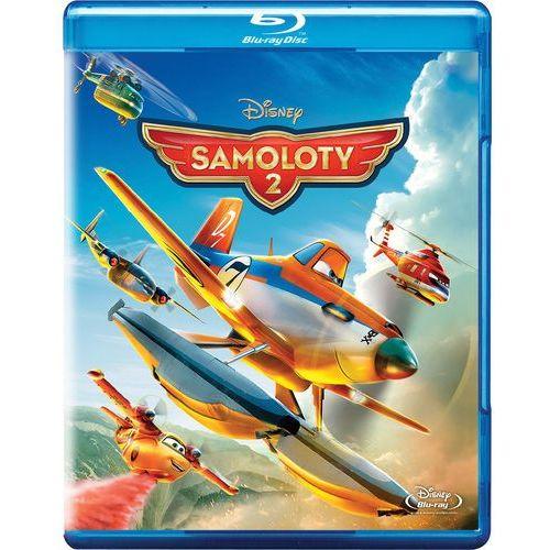 Samoloty 2 (Blu-ray)