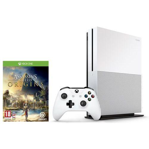 Konsola Microsoft Xbox One S 500GB - OKAZJE