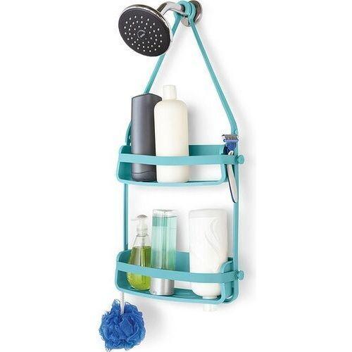 Półka pod prysznic flex niebieska marki Umbra