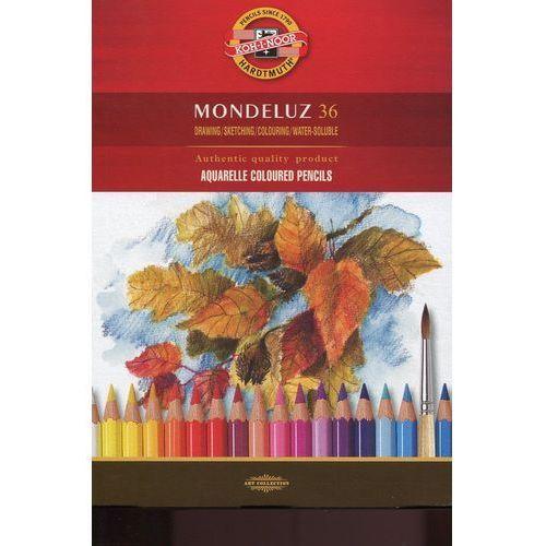 Koh-i-noor Kredki mondeluz 36 kolorów - darmowa dostawa kiosk ruchu