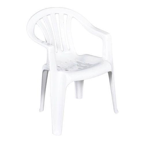 Fotel ogrodowy Cyrkon biały, obi_2526465