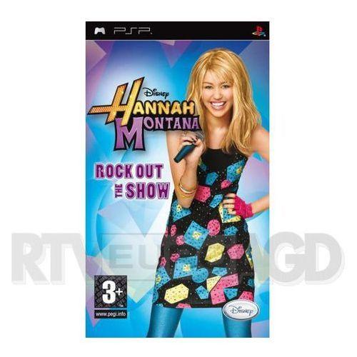 Hannah Montana: Rock Out Show (PSP) Darmowy transport od 99 zł | Ponad 200 sklepów stacjonarnych | Okazje dnia!