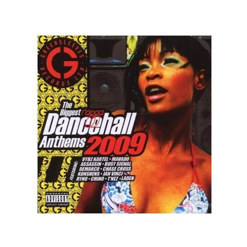 Różni Wykonawcy - Biggest Ragga Dancehall Anthems 2009, The (0601811205020)