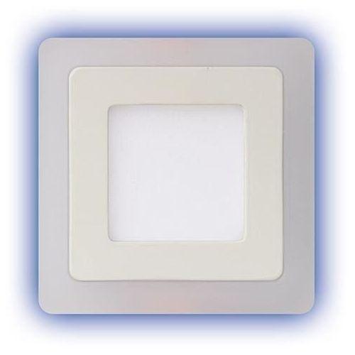 Oprawa LED downlight wpuszczana ALINA D 3W+3W 4000K