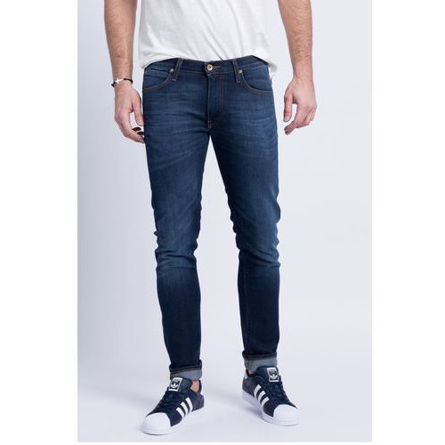 - jeansy luke slim tapered marki Lee