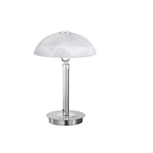 Wofi BRISTOL Lampa stołowa Nikiel matowy, 2-punktowe - Klasyczny - Obszar wewnętrzny - BRISTOL - Czas dostawy: od 2-3 tygodni