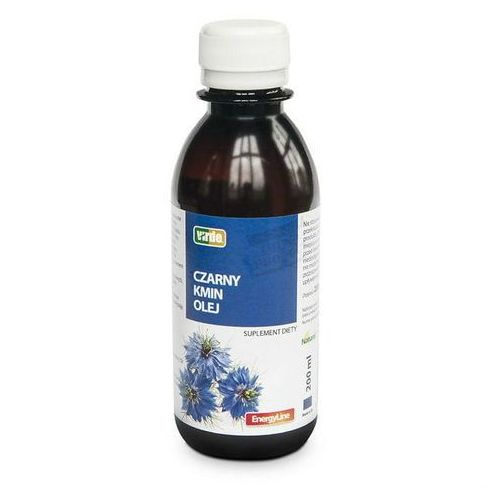 Olej z czarnego kminu czarnuszki 200 ml VIRDE