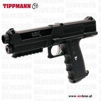 Pistolet na kule pieprzowe i gumowe Tippmann TiPX cal.68 - W komplecie 2 magazynki, wycior, smar silikonowy.