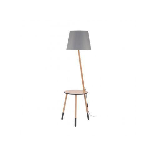 Tk lighting Lampa podłogowa lama 1xe27/60w/230v szary