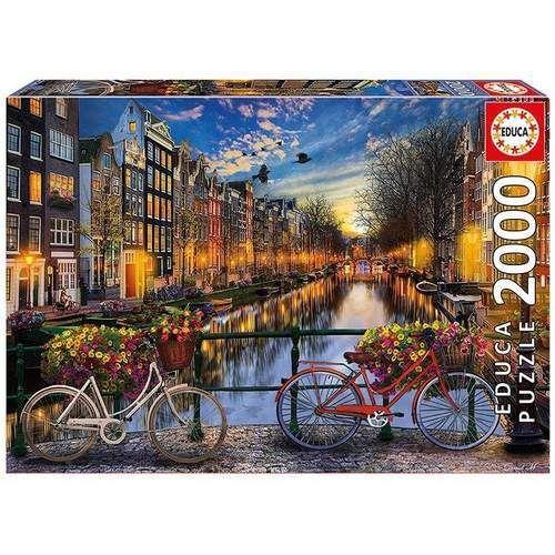 Educa 2000 elementów amsterdam