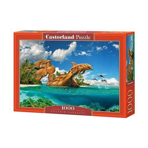 Puzzle 1000 elementów. Dolphin Paradise, 5904438103508 (5834635)