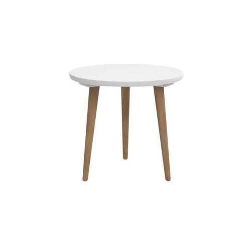 Stolik Bergen średni - biały (5902385714174)