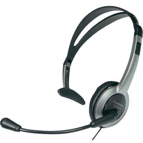 Słuchawka do telefonów Panasonic KX-TCA430/RP-TCA430 srebrna (5025232545063)