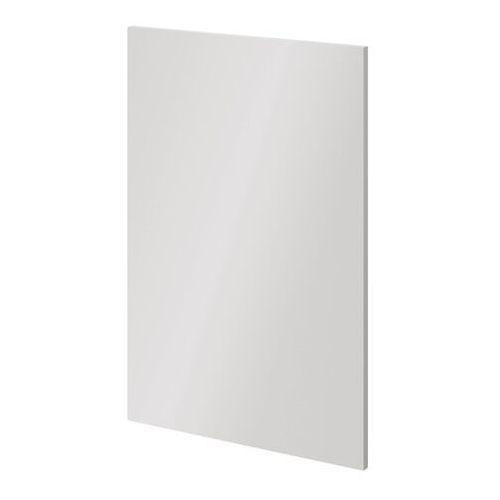 Drzwi do korpusu 50 x 75 cm GoodHome Atomia biały połysk