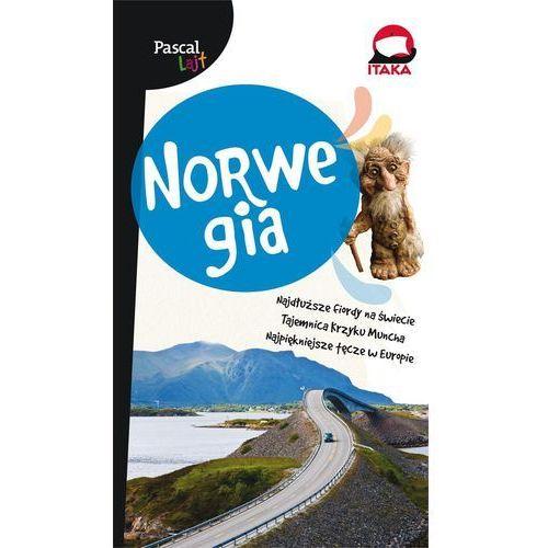 Norwegia przewodnik Lajt - Wysyłka od 4,99 - porównuj ceny z wysyłką (9788376424675)