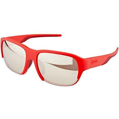 POC Define Okulary przeciwsłoneczne, prismane red 2020 Okulary sportowe