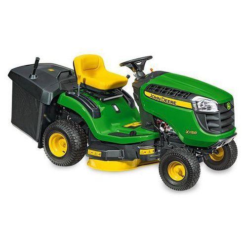 Traktorek Kosiarka samojezdna John Deere X115R
