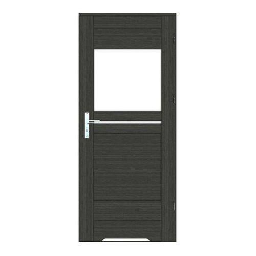 Drzwi z podcięciem Costa 70 prawe grafitowe (5902689035029)