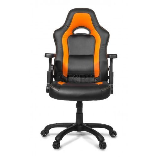 Fotel gamingowy AROZZI Mugello pomarańczowy - MUGELLO-OR