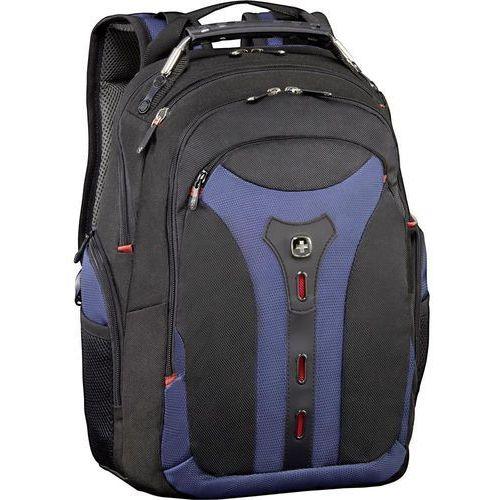 "Wenger Plecak na laptopa pegasus 600625, 38,1 cm (15"") , (dxsxw) 12 x 34 x 43 cm, czarny/niebieski (7613329007693)"