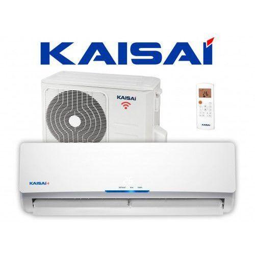 Klimatyzacja ścienna KAISAI seria FOCUS z Wi-Fi 3,5kW/3,8kW (KWF-12HRDI, KWF-12HRDO), KWF-12HRDI, KWF-12HRDO