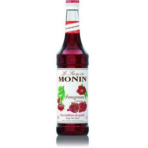 Monin Syrop granat pomegranate 700ml. Najniższe ceny, najlepsze promocje w sklepach, opinie.