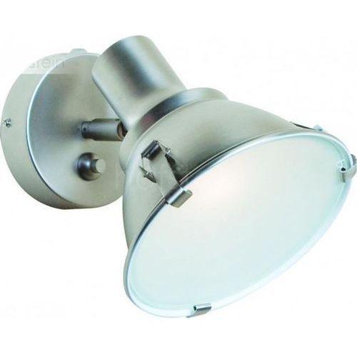 Steinhauer PARADE lampa ścienna Stal nierdzewna, 1-punktowy - Nowoczesny - Obszar wewnętrzny - PARADE - Czas dostawy: od 4-8 dni roboczych