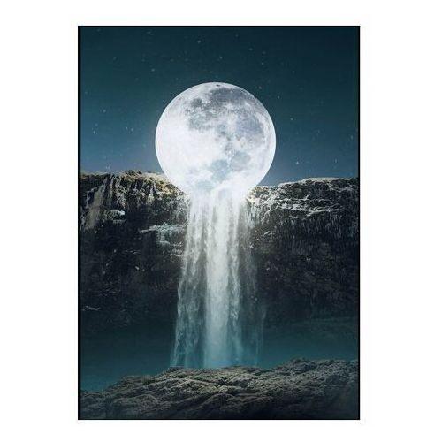Obraz Space Moonfall 50 x 70 cm