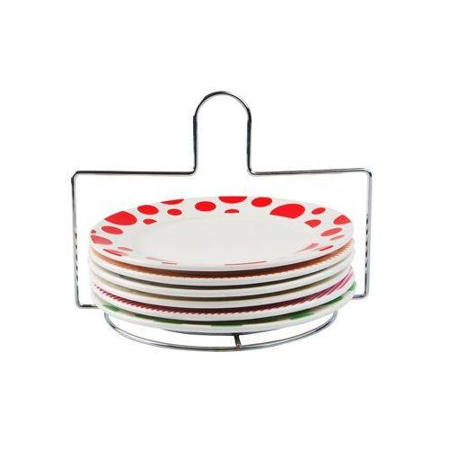 Zestaw talerzy dots & stripes marki Pt