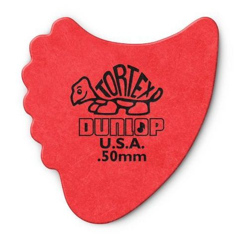 Dunlop 4141 tortex fins kostka gitarowa 0.50mm