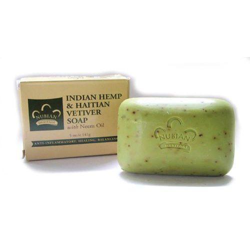 Indian Hemp & Vativer Soap, kup u jednego z partnerów