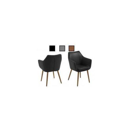 Krzesło Nora Actona skóra ekologiczna, Act-NorE