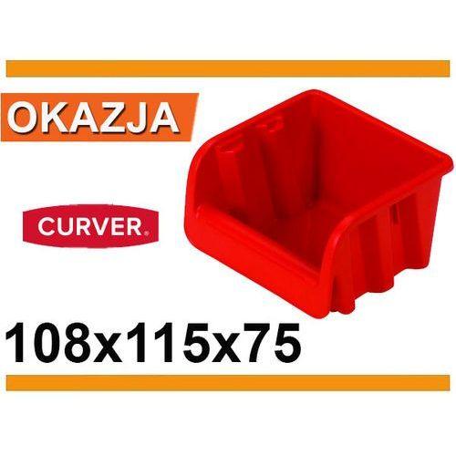 Pojemnik magazynowy p-1 /10,8x11x7,5/ / 78821 / CURVER - ZYSKAJ RABAT 30 ZŁ