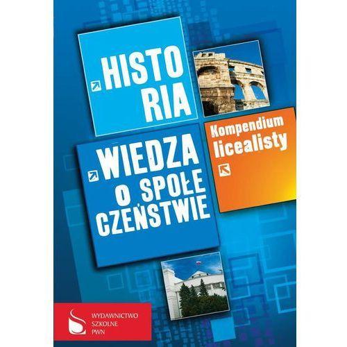 KOMPENDIUM LICEALISTY HISTORIA WOS TW (2014)