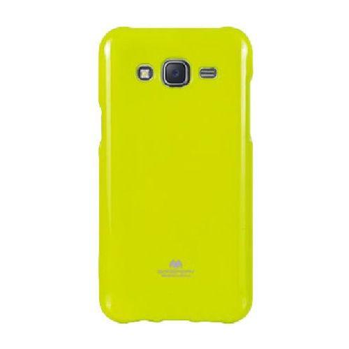 MERCURY JELLY Samsung Galaxy J5 limonkowy - limonkowy (8806174334512)