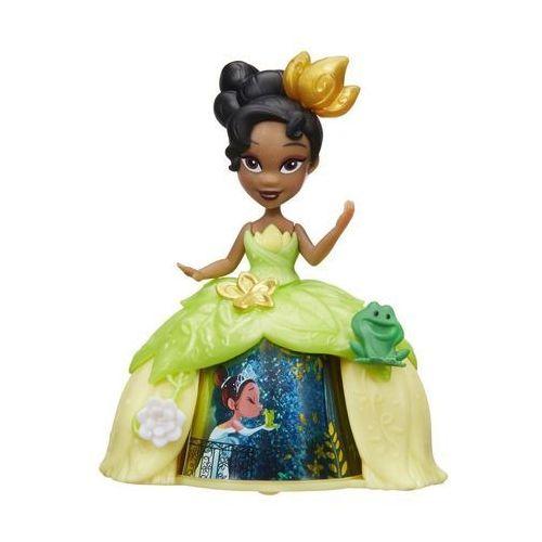 Hasbro Disney princess mini w balowej sukience, tiana