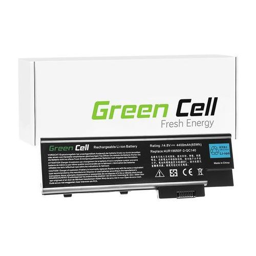 Acer Aspire 1411 / 4UR18650F-1-QC192 4400mAh Li-Ion 14.8V (GreenCell)