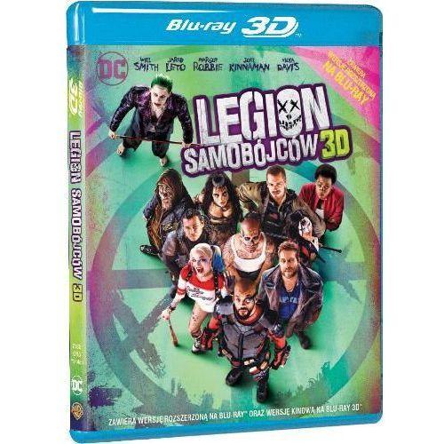 Legion Samobójców 3D (Blu-ray) - David Ayer DARMOWA DOSTAWA KIOSK RUCHU