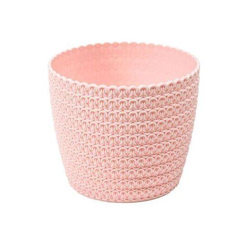 Lamela Osłonka plastikowa 16 cm różowa magnolia (5900119677320)
