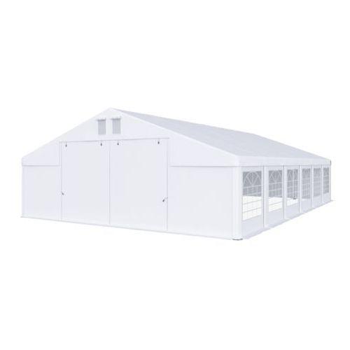 Namiot 8x12x2, całoroczny namiot cateringowy, winter/sd 96m2 - 8m x 12m x 2m marki Das